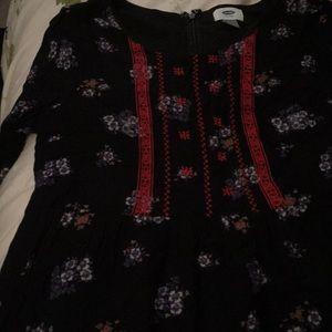 3/4 Sleeve Dress